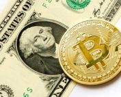 bitcoins-USdollars