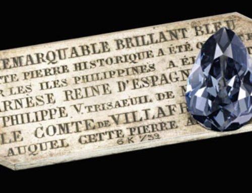 Farnese Blue: voor 4,2 miljoen euro is deze zeer zeldzame diamant van u