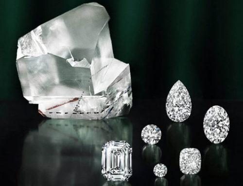 Lesedi La Rona – de eerste gepolijste diamanten zijn er