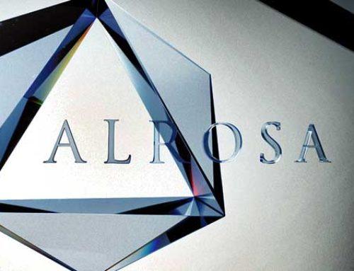 Alrosa verkoop stijgt in maart