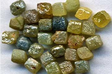 diamant ruwprijzen