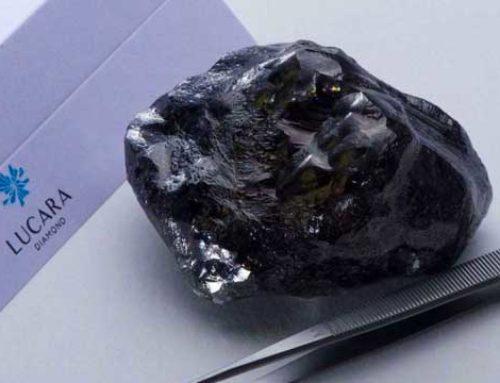 Recorddiamant ontdekt: 1,775 karaat