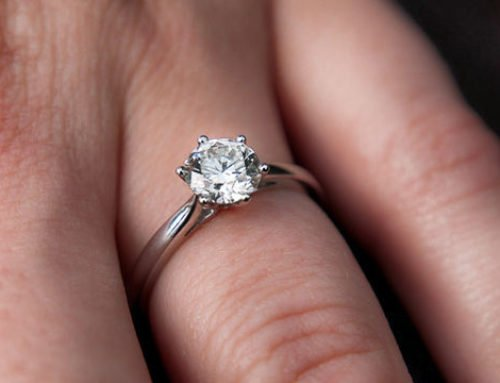 Verlovingsring besteding stabiel op $5K
