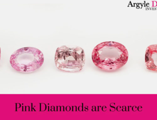 Argyle roze diamant tender 2019 door Rio Tinto gepresenteerd