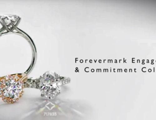 Forevermark onthult zijn nieuwe bruidscampagne