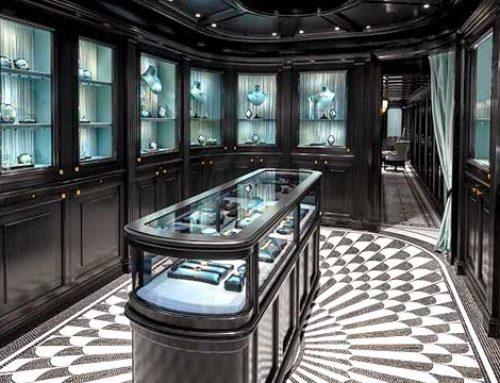 Gucci dringt binnen in markt van hoogwaardige sieraden