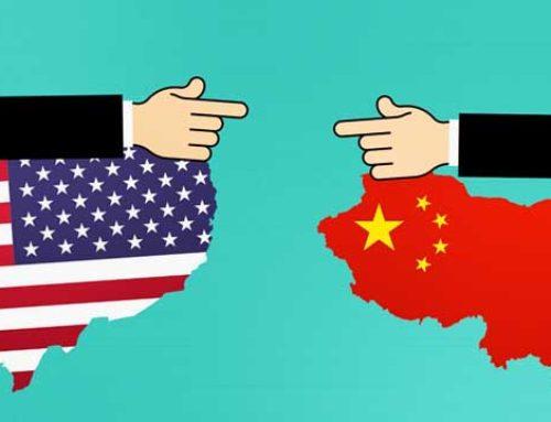 Handelsoorlog: sieraden nu officieel onderdeel ervan