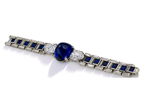 Art Deco Cartier armband