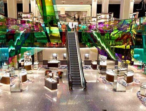 The Vault – nieuwe luxeruimte van Saks Fifth Avenue