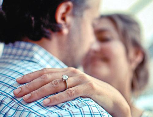 Meer bruiden kopen hun eigen verlovingsring
