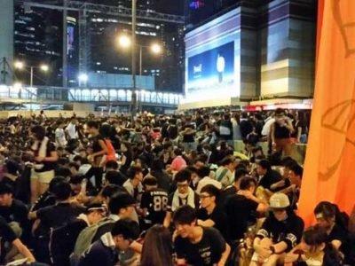 Hong Kong sociale onrust