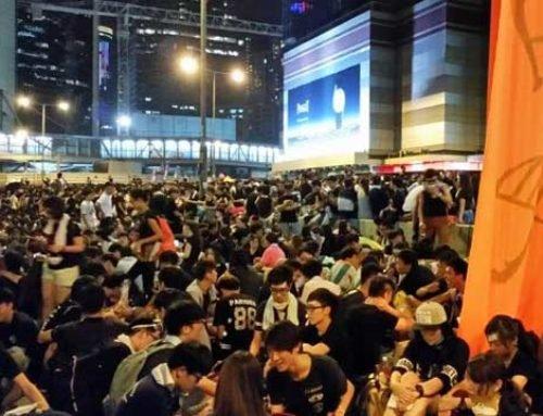 Hong Kong: sociale onrust verstoort aanhoudend detailhandel