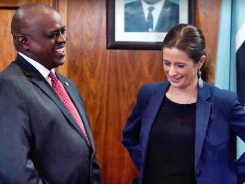 duurzaamheid diamanthandel Botswana