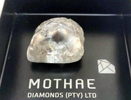 Lucapa vindt diamant van 64 karaat bij Mothae