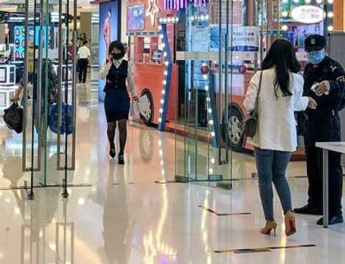 Winkel herinrichten zodat klanten zich veilig voelen