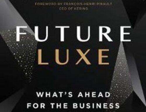 Luxe-industrie: nieuw boek bevat gunstige prognose
