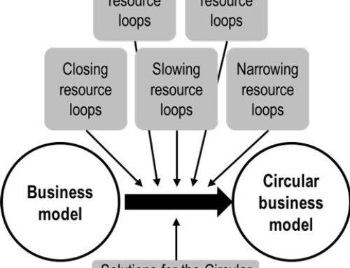 Circulaire bedrijfsmodellen: ook voor de diamantbranche belangrijk