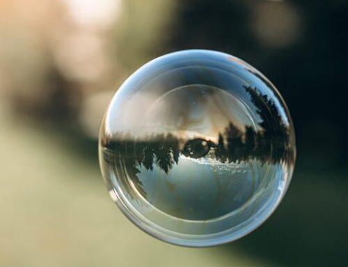 Bubbel in de ruwe diamant?