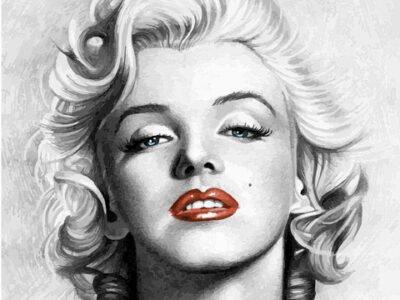 Moon of Baroda Marilyn Monroe